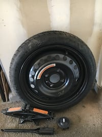 Nissan - Sentra - 2009 spare tire by Goodyear Las Vegas