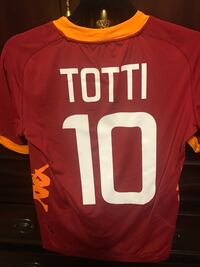 Roma size small Totti x2 one with tags Newmarket, L3X 3H4