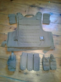 airsoft plate carrier  Georgina, L4P 3E9