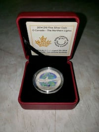 $10 Silver Coin  - Northern Lights  London, N6B 2K6