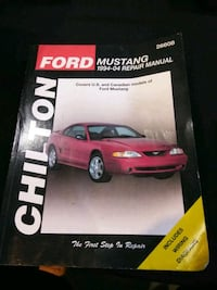 Ford - Mustang - 1994 Fremont, 94538