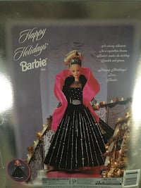 1998 Holiday Barbie mint condition  Omaha, 68104