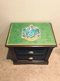 Slytherin Nightstand San Antonio, 78227