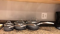 Small, med, large stovetop pots Baltimore, 21231