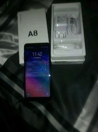 black Samsung Galaxy A5 with box Calgary, T2K 4Z3
