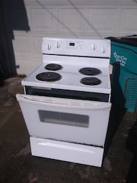 Stove electric