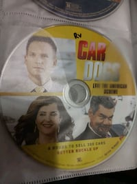 Car Dogs DVD