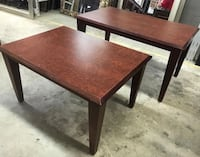 Coffee Table & End Table Tempe