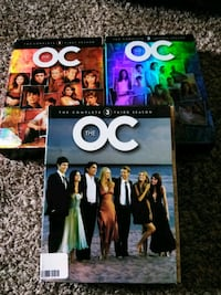 three The OC DVD case series Kaysville, 84037