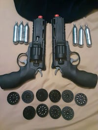 TOY Airsoft GEN2 H8tr revolvers package - trade welcome
