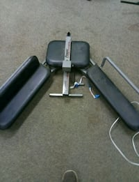 black and gray exercise equipment Ringgold, 30736