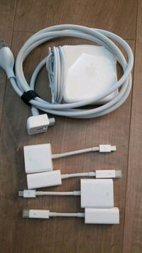 Apple charger and dongles Alexandria, 22303