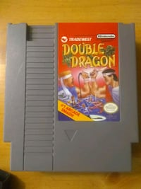Double Dragon for Nintendo Sterling, 20165