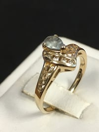 Gold ring Riverview, 48193
