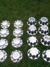 Truck Wheel Covers