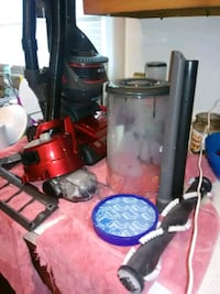 Deep clean vacuums Cape Carteret, 28584