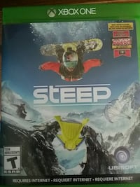Steep Extra mountain winter sports game xbox one Langley, V3A 7Z7