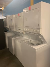 Stackable washer and dryer combo working perfectly  Baltimore, 21223