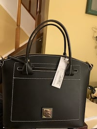 DOONEY&BOURKE With tag Brand new Never Used.Domed Satchel BLBL Style  Olney, 20832