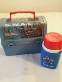 SWAT 1980'S LUNCH BOX  Severna Park, 21146