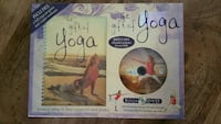 New Yoga Book and CD Gift Set