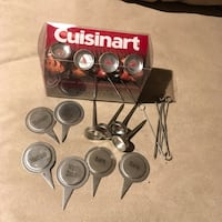 Cuisinart Meat thermometers and Meat Markers