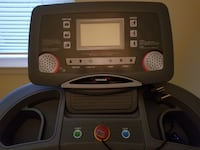 black and gray Pro-Form treadmill Arlington