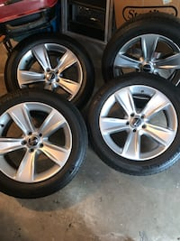 Rims and tires for sale Philadelphia