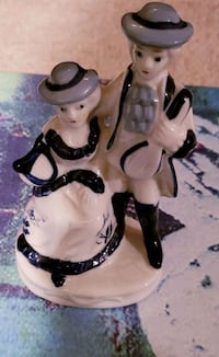 Vintage Porcelain Couple Courting Figurine  Barrie, L4N 9T3