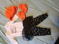 Adorable Newborn Halloween outfit Gainesville, 30501
