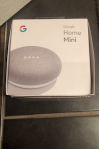 NEW Google Home mini!