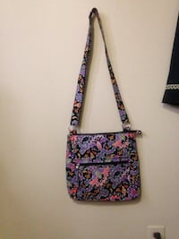 women's multicolored floral sling bag Winnipeg, R2L 1P8