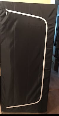 IKEA portable wardrobe/closet-hangers shown are included Jessup, 20794