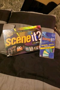 Scene It DVD Game