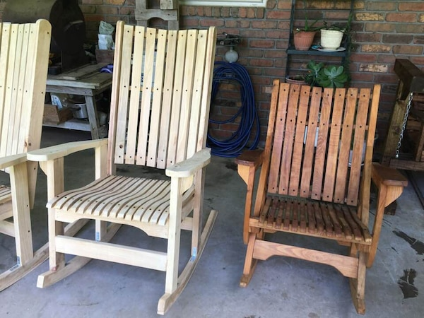 best service d08f0 217c0 Cypress rocking chairs