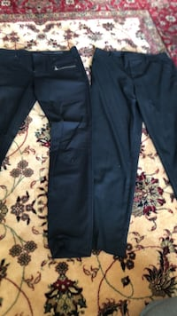 2 pairs of black pants Vancouver, V5R 1C1
