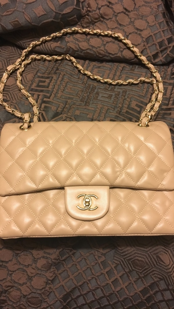 Chanel leather look alike bag. HomeUsed Fashion and Accessories in  California Used Fashion and Accessories in Los Angeles 34bf1a0dfa29a