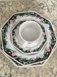 LAST CHANCE China Dinnerware Set - Never Used!  Markham