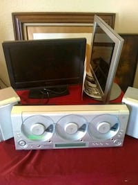Emerson triple play linear 3 CD changer Las Vegas, 89142