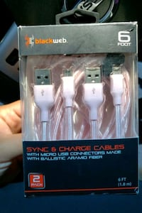 Sync&charge cable