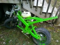 Project mini bike. Does run Knoxville, 37918