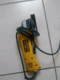 yellow and black corded power tool Houston, 77088