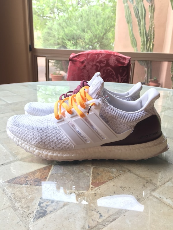 84d415085ff Used Adidas ultra boost Texas a m 11.5 for sale in Phoenix - letgo