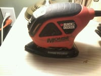 Black n Decker mouse sander  New Westminster