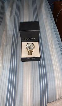 Bullova watch(brand new)
