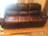 Sofa / Couch set 3-piece leather Mississauga, L4W 3S7