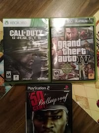 2 x 360 one ps2 rare game ! All mint condition