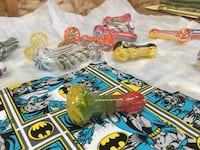 """3"""" glass pipes and lighters  Safford, 85546"""