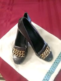 TORY BURCH WOMEN'S HEELS SZ. 9 worn 1 time  Ponce Inlet, 32127