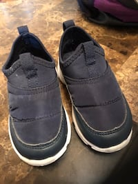 pair of black leather shoes Warren, 48093